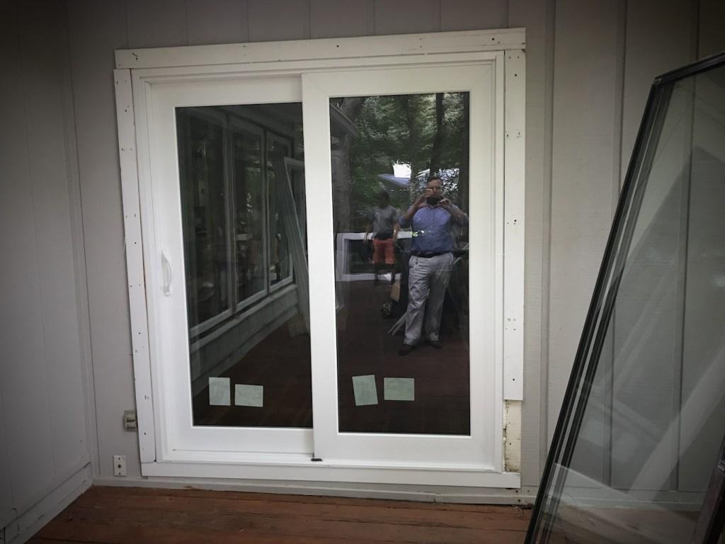 Impenetrable Windows and Doors – replacing drafty 1980's doors and windows (part 2) 16