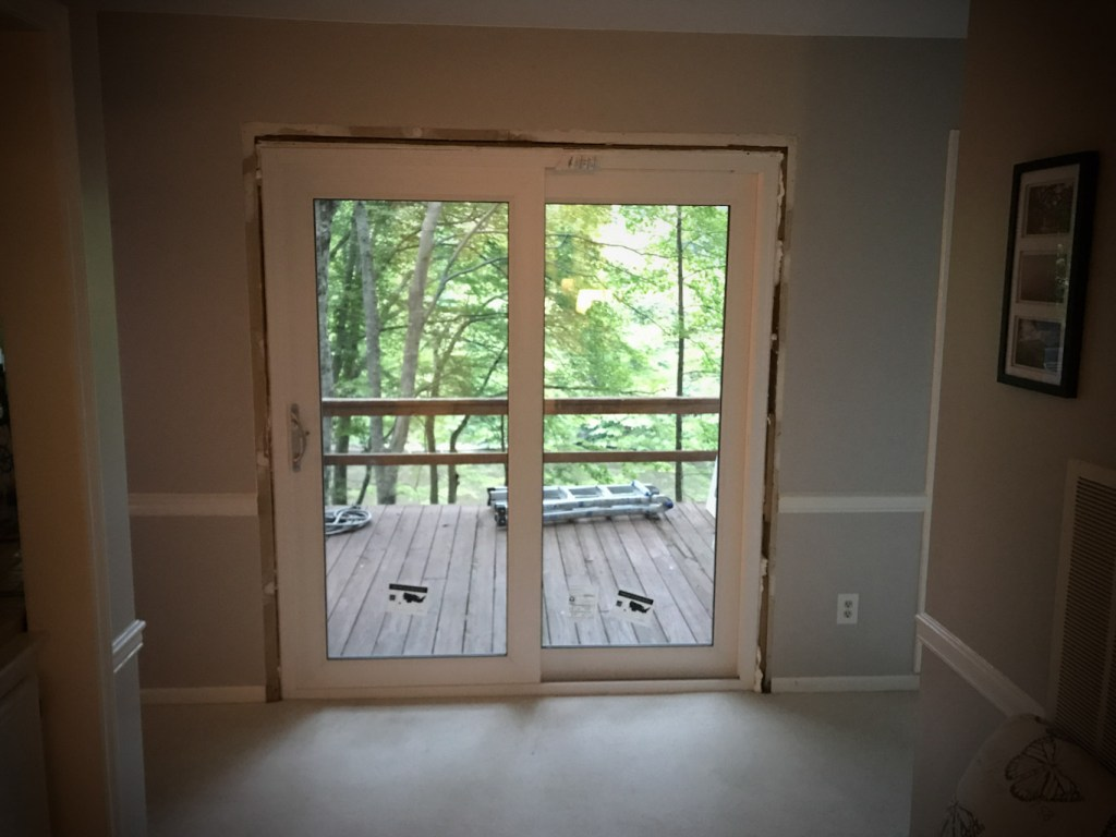 Impenetrable Windows and Doors – replacing drafty 1980's doors and windows (part 2) 8