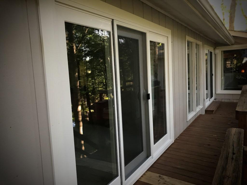 Impenetrable Windows and Doors – replacing drafty 1980's doors and windows (part 2) 6
