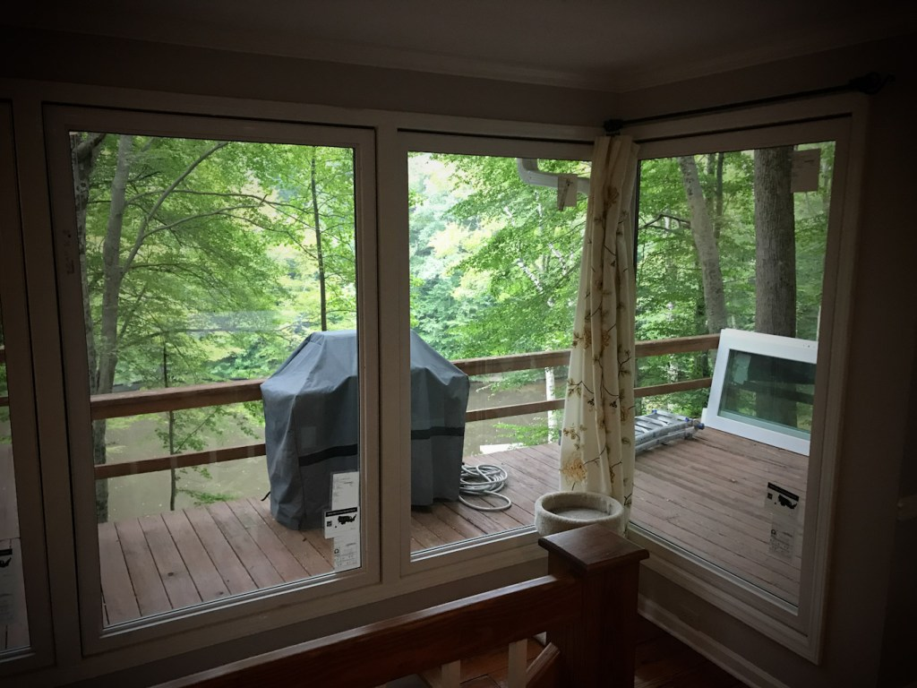 Impenetrable Windows and Doors – replacing drafty 1980's doors and windows (part 2) 12