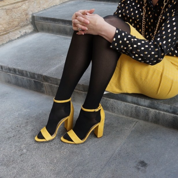My9to5shoes.com My 9 to 5 Shoes Pantone Primrose Yellow