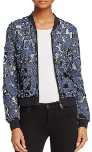 My9to5shoes.com My 9 to 5 Shoes Floral Bomber