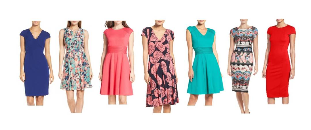 my9to5shoes.com My 9 to 5 Shoes Spring Dresses