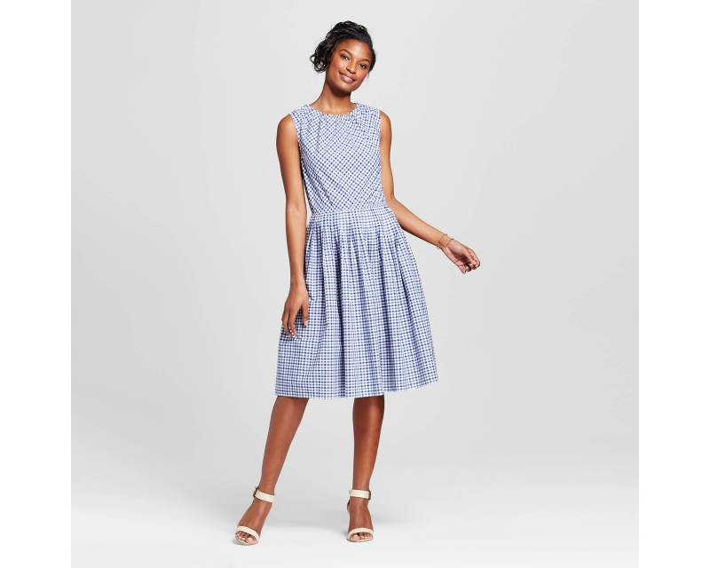 Women's Gingham Short - Merona™ Dress - Merona