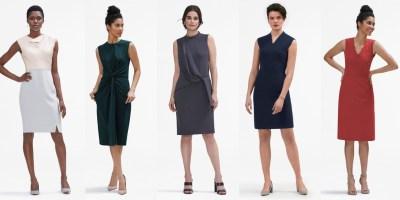 my9to5shoes.com My 9 to 5 Shoes MM.LaFleur Review Dresses MM LaFleur