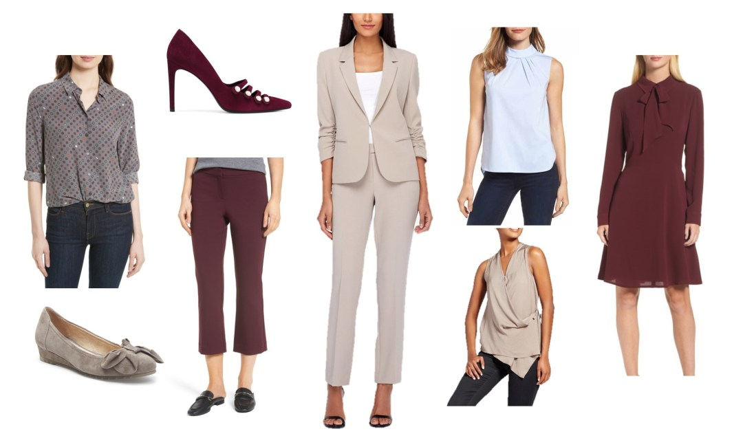 My9to5shoes.com My 9 to 5 Shoes Capsule Wardrobe