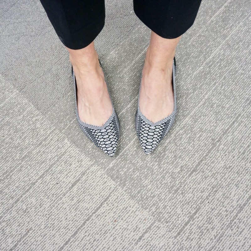 MY9to5shoes.com My 9 to 5 Shoes Rothy's Review