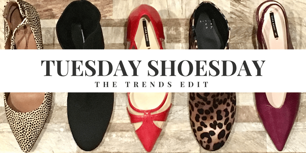 MY9to5shoes.com My 9 to 5 Shoes Tuesday Shoesday Fall Trends