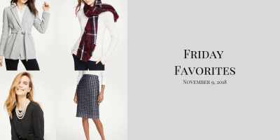 My9to5shoes.com My 9 to 5 Shoes Friday Favorites November 9, 2018
