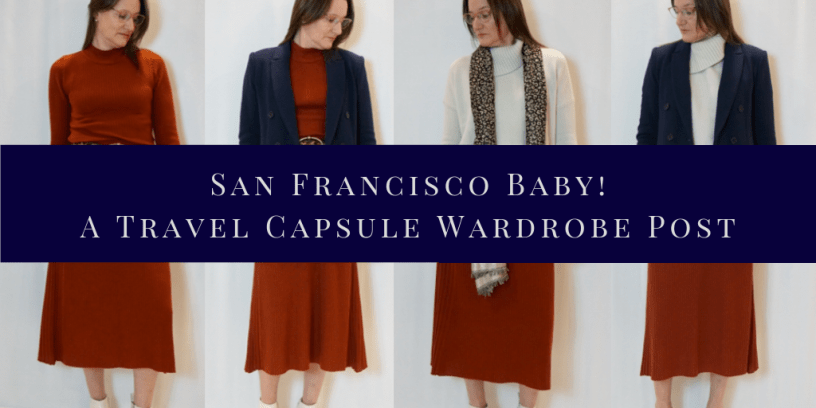 My9to5shoes.com My 9 to 5 Shoes San Francisco Travel Capsule Wardrobe