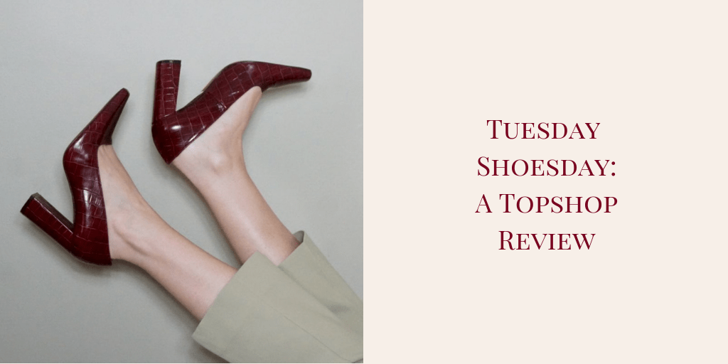 My9to5Shoes.com My 9 to 5 Shoes Tuesday Shoesday with Topshop