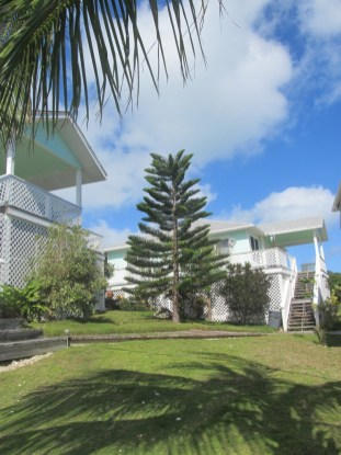 Crystal Villas Elbow Cay Vacation Rental Grounds view2