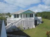 Crystal Villas Elbow Cay Vacation Rental Pool elevation view