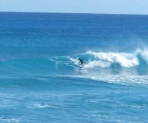 Abaco Island Bahamas Surfing