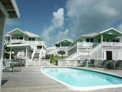 Crystal Villas Abaco Vacation Rentals - Pool