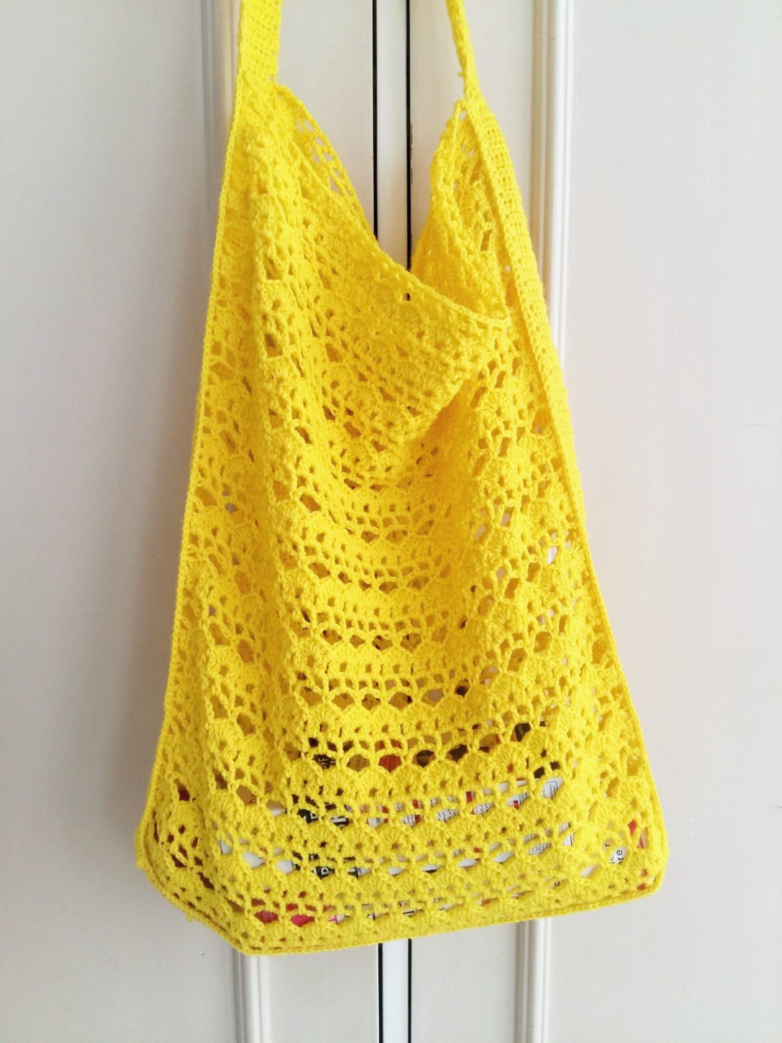 Crochet Handbag Pattern Magnificent Inspiration Ideas