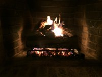 Platinum Bright Glowing Embers for Vented Gas Log Sets