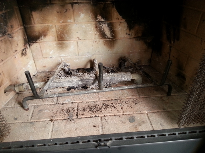 How to replace gas fireplace starter, gas fire starter for