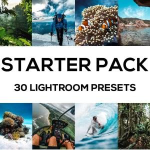 Lightroom Starter Pack Presets