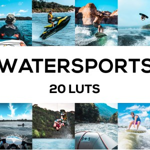 Watersports 20 LUTs Pack