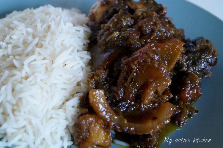 ofada-stew