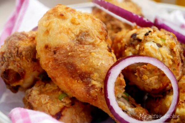 kfc stlyle chicken recipe