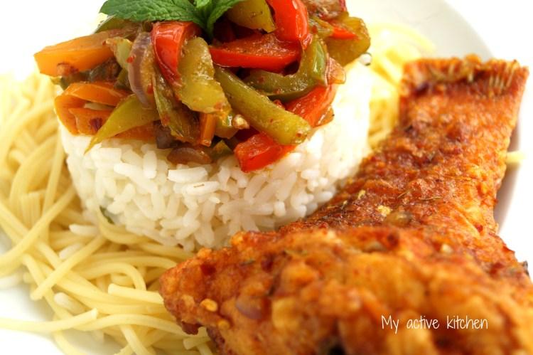 how to make nigerian stir fry