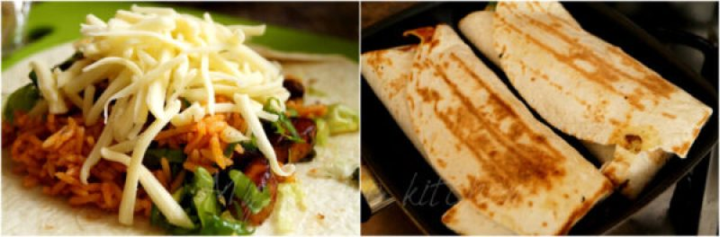 nigerian burrito recipe
