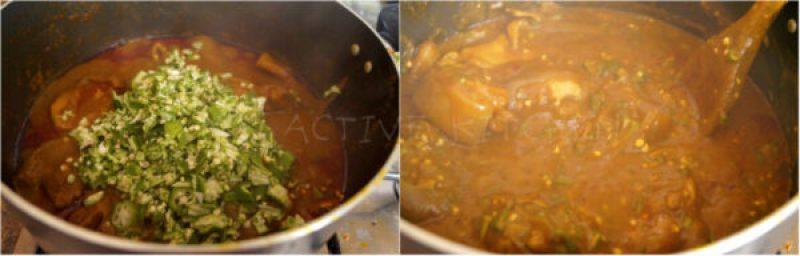 how to make banga okra