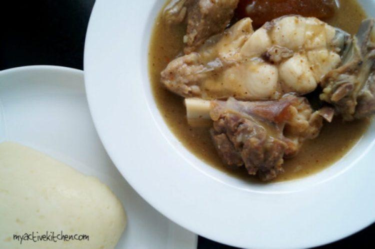 whire soup recipe