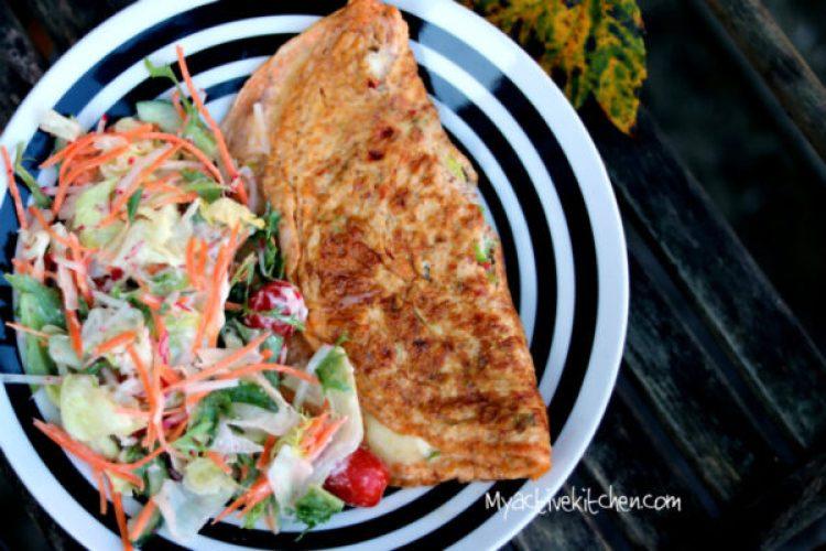 nigerian omelette
