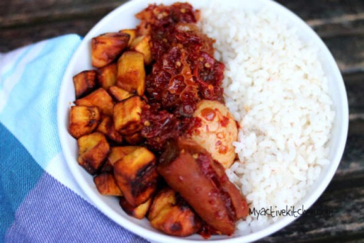 ayamase stew