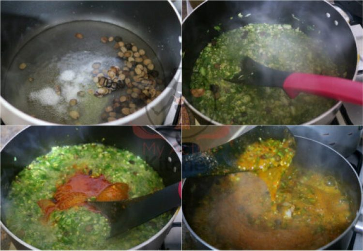 how to cook ila asepo
