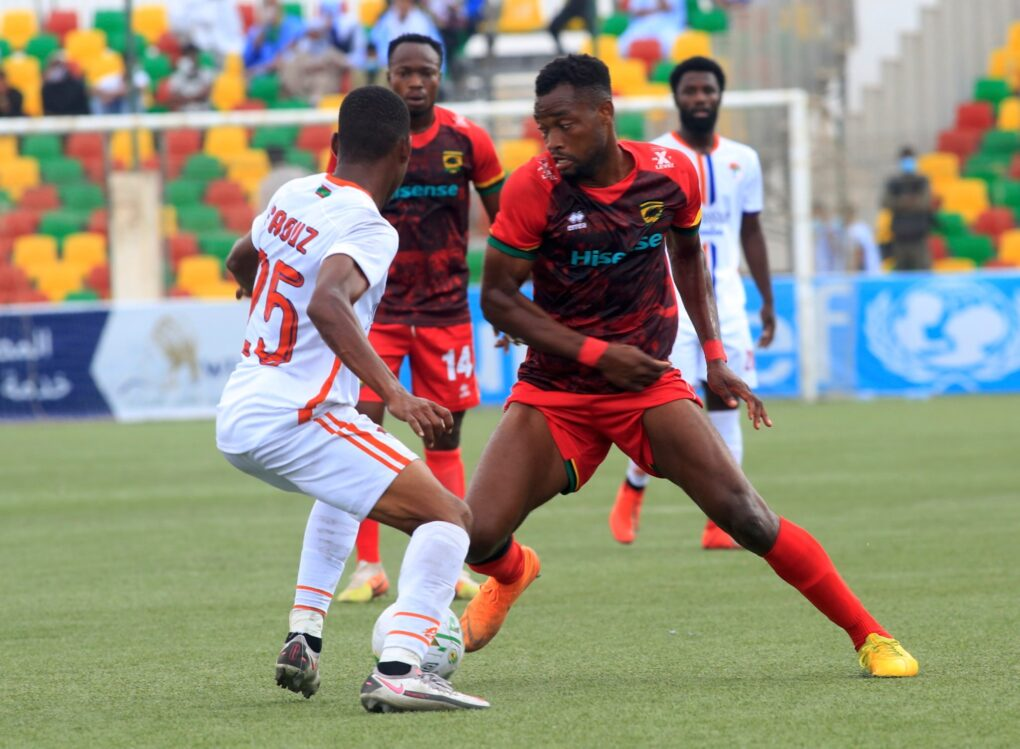 Kotoko vs Nouadhibou CAF Champions League game to be shown live