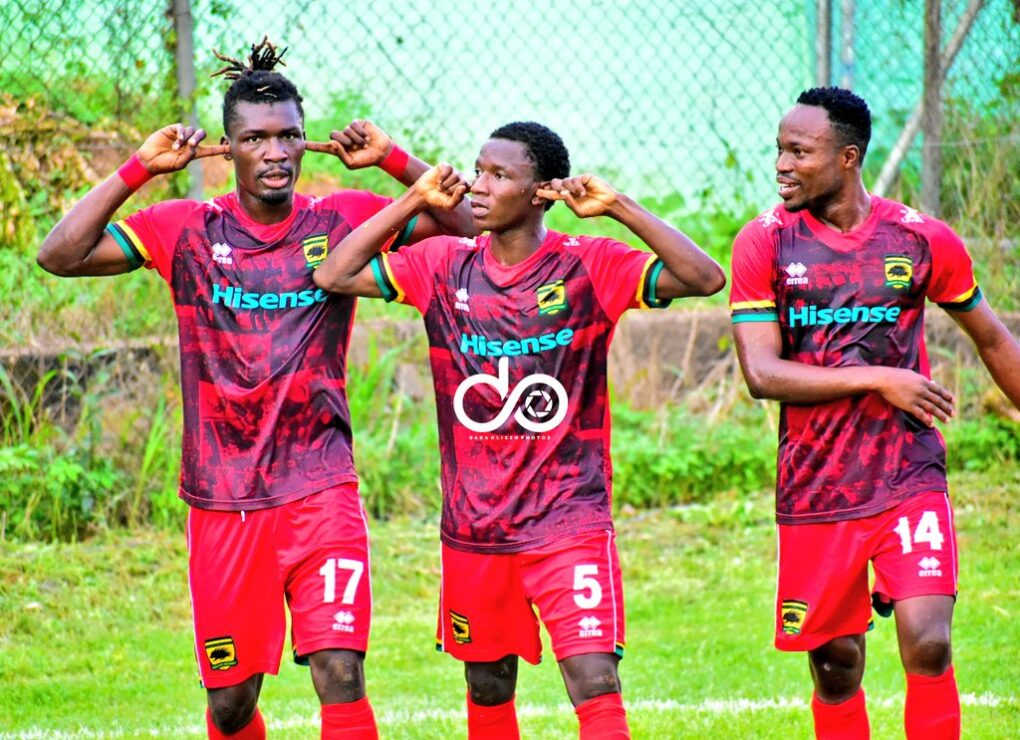 Match Report: Dreams 0-1 Kotoko – Ibrahim Imoro's early strike secures slender win for Porcupines in Dawu