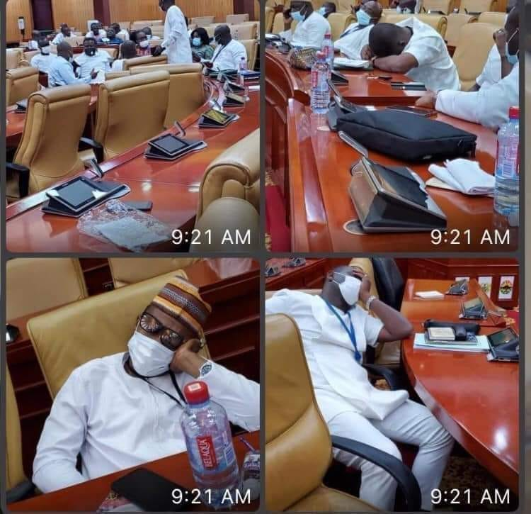 May God make your opponents have sleepless nights whilst you rest in 2021-Sam George Teases 4am NPP MPs