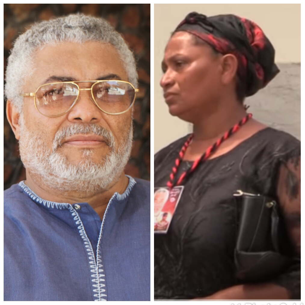 My Mother Got Pregnant For Rawlings During His First Year In The Military – Strange Rawlings Daughter