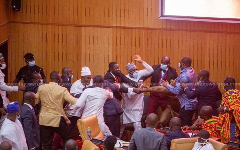 Beating Carlos Ahenkorah, other acts was a constitutional 'duty' – Muntaka quotes Article 104, 4