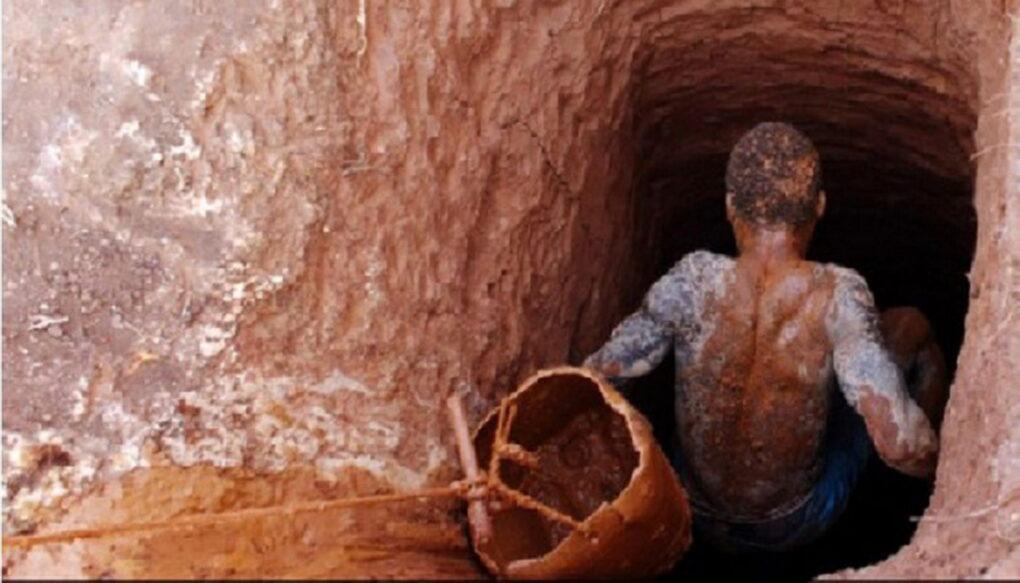 2 dead, one injured in galamsey pit in Western Region