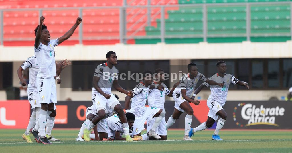 AFCON U20: Ghana beat Cameroon on penalties to progress to semis