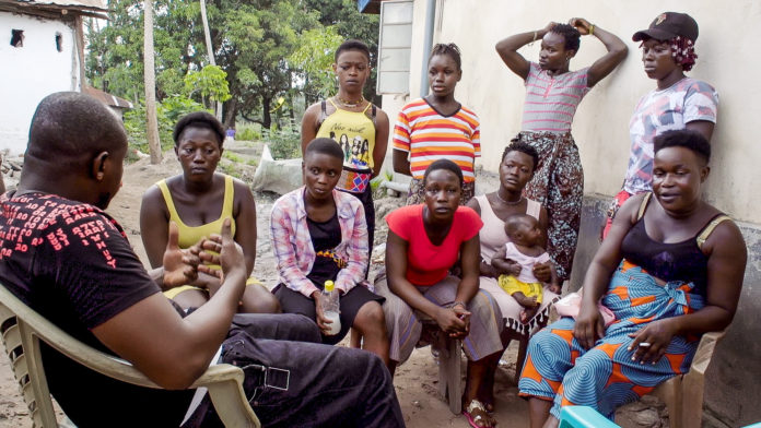 BBC Africa Eye: Lady P and the sex worker sisterhood – Abused, trafficked or killed?
