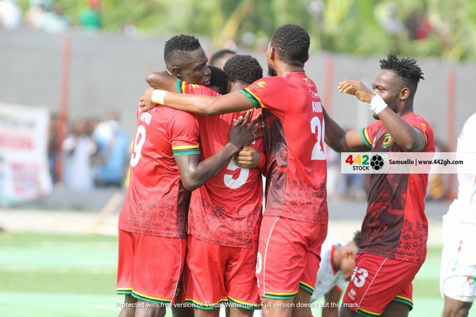 Forget about results if you don't improve your teams – Yussif Chibsah tell clubs