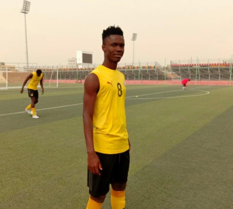 GFA provides update on Ghana U20 midfielder Sampson Agyepong after player went unconscious in Morocco game