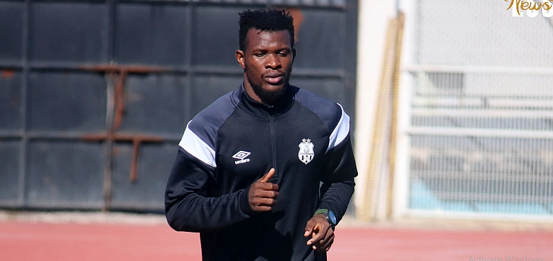 Ghana's Daniel Lomotey named in ES Setif squad to face Kotoko in CAF Confederation Cup