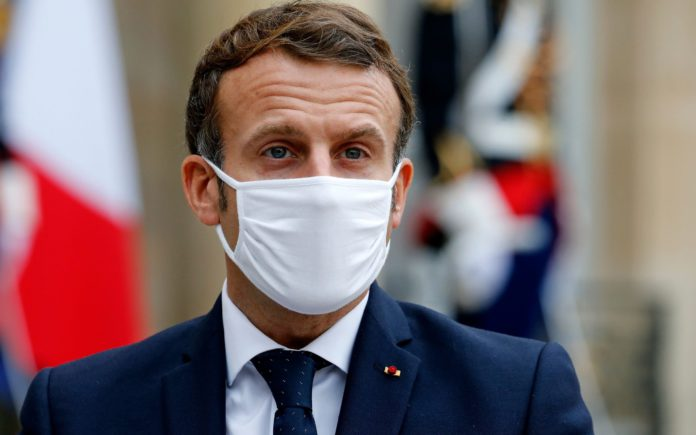 Give Africa vaccines or they turn to Russia, China – Macron warns