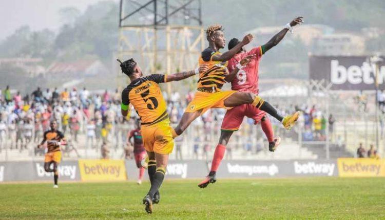 HIGHLIGHTS: Ashantigold, Kotoko play out goalless draw in Ashanti derby