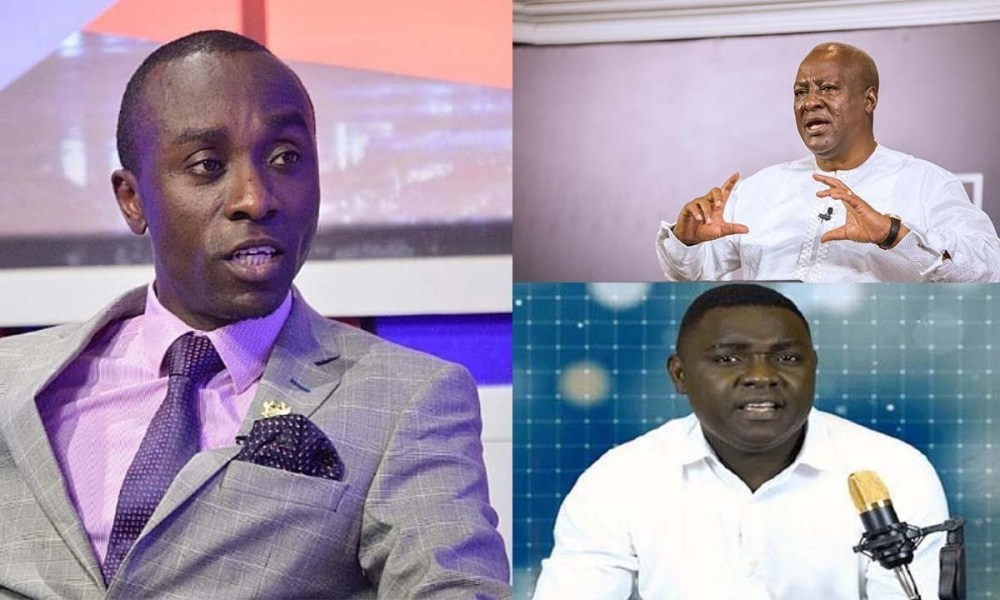 Kevin Taylor on $20k monthly salary from John Mahama – Owusu Bempah as he makes 'damning' allegations