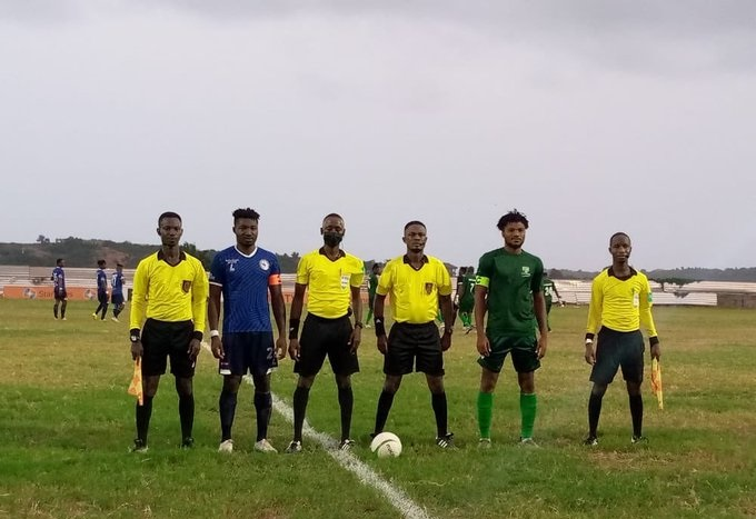 Stephen Sarfo strikes to earn point for Berekum Chelsea at Elmina Sharks