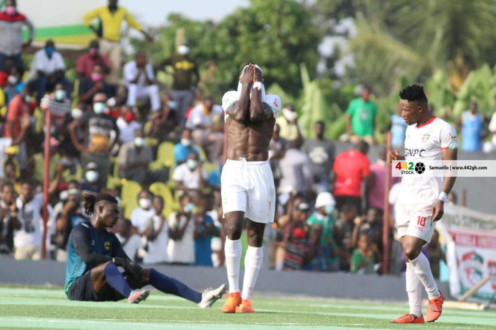 We can never overcome this loss-Karela United fans after Kotoko defeat