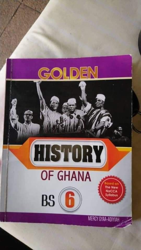 Nkrumah was a dictator and his CPP abused Ghanaians – Govt approved Primary 6 History textbook